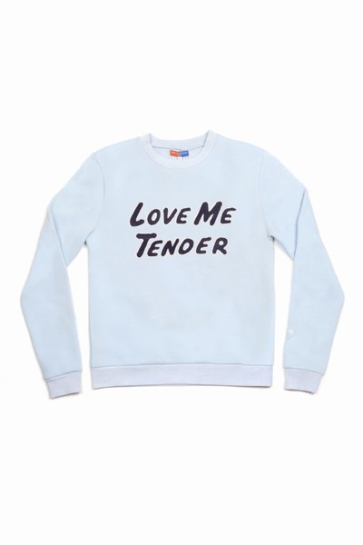 Opening Ceremony x Elvis Love Me Tender Sweatshirt